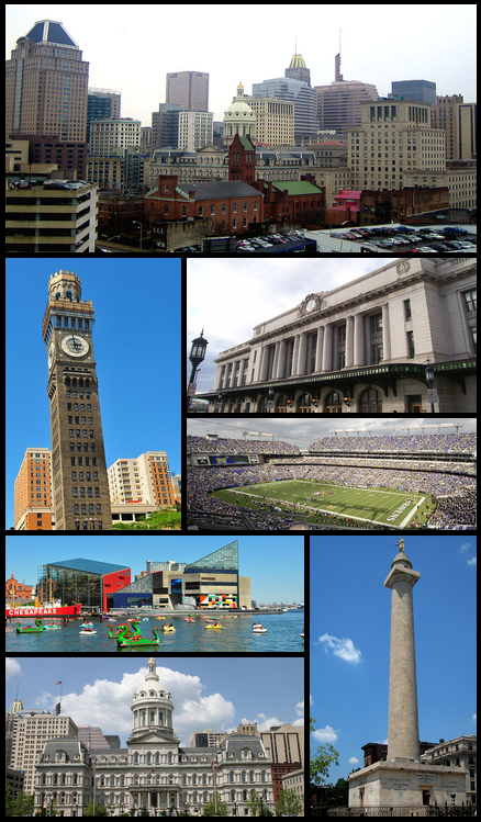 Baltimore Collage